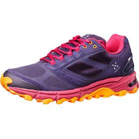 Haglöfs Gram Gravel Shoes Women acai berry/volcanic pink